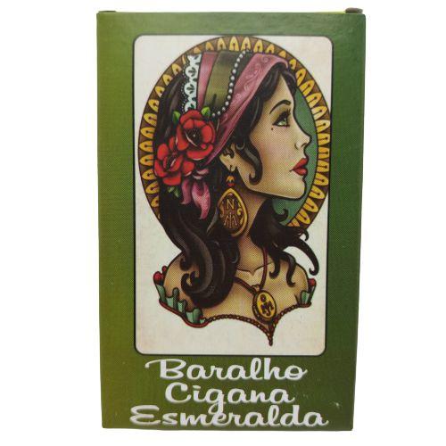 Baralho Cigana Esmeralda