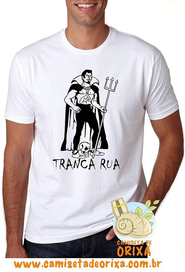 Camiseta Tranca Rua 7