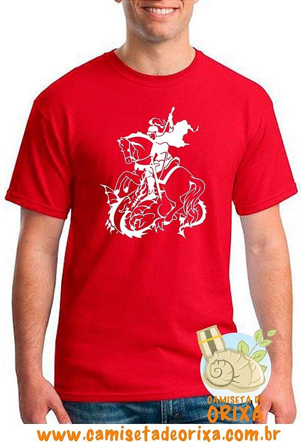 Camiseta de São Jorge 3
