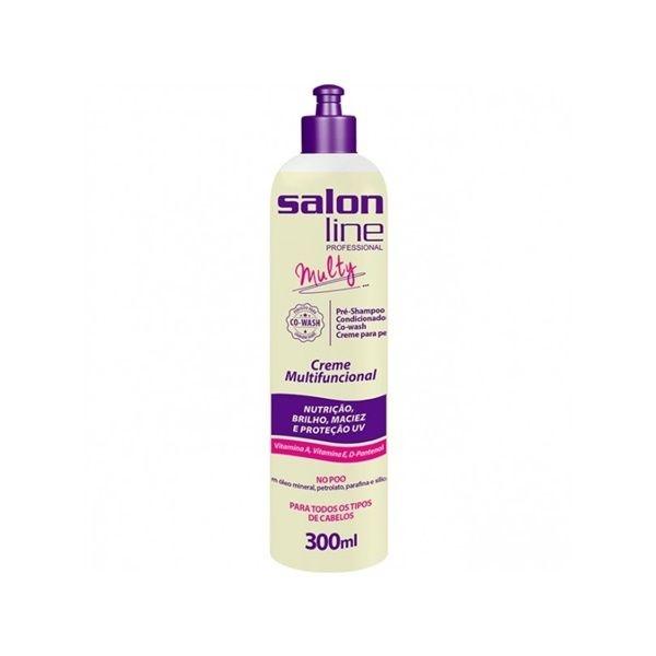 Salon Line Multy Creme Multifuncional Co Wash 300ml