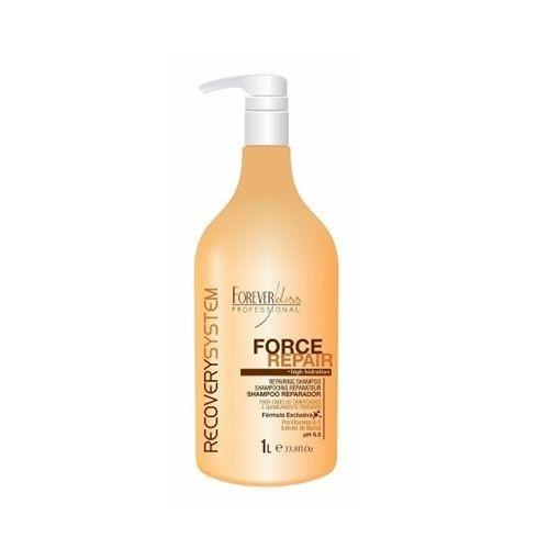 Forever Liss Shampoo Restaurador Hidratante Force Repair 1000ml