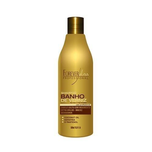 Forever Liss Shampoo Hidratante Banho de Verniz 500ml