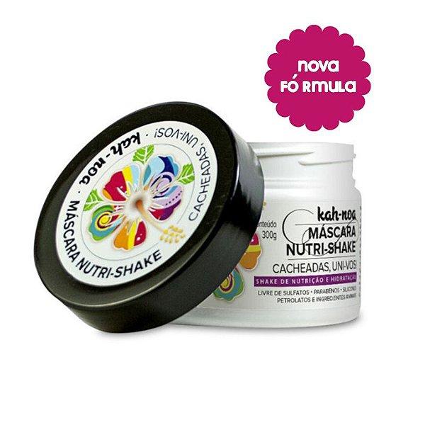 Kah Noa Máscara de Hidratação e Nutrição Nutri-Shake 300g