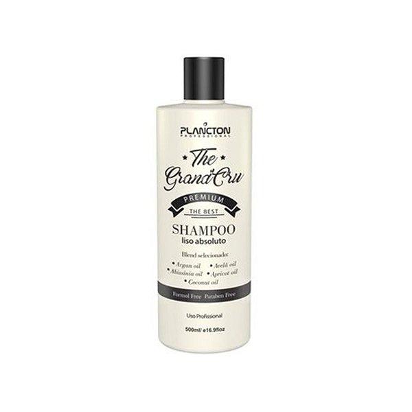 Shampoo Que Alisa The Grand Cru Liso Absoluto PLancton 500ml