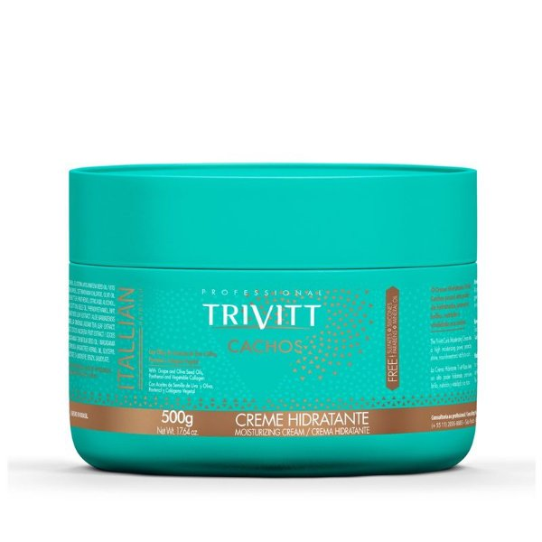 Trivitt Cachos Máscara Hidratante Itallian HairTech