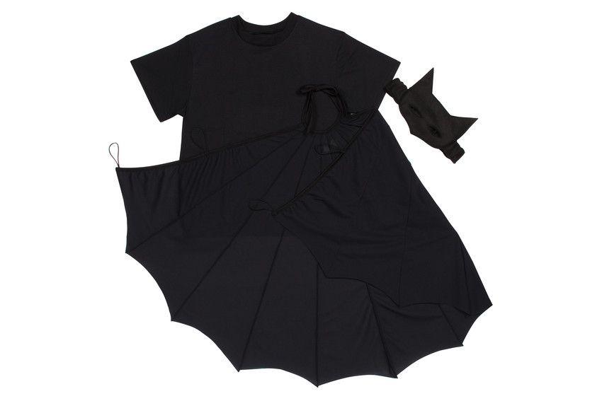 Camiseta Morcego Manga Curta