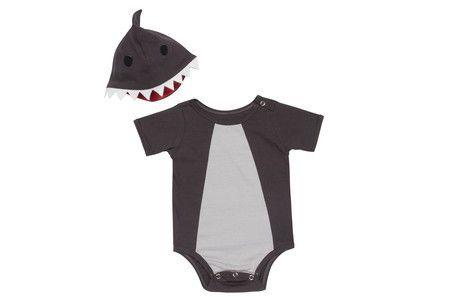 Fantasia Tubarão Bebê