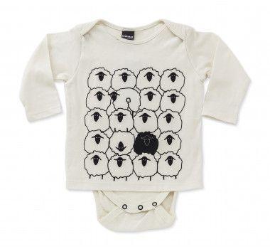 Camiseta Body Ovelha