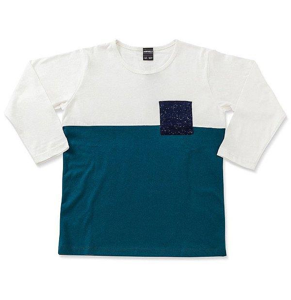 Camiseta Tricolor