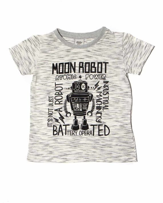 Camiseta Moon Robot