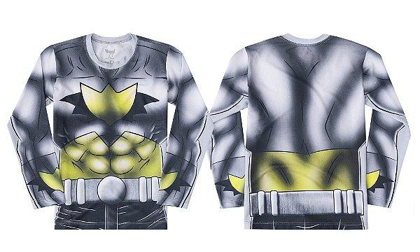 Camiseta Batman Proteção Solar
