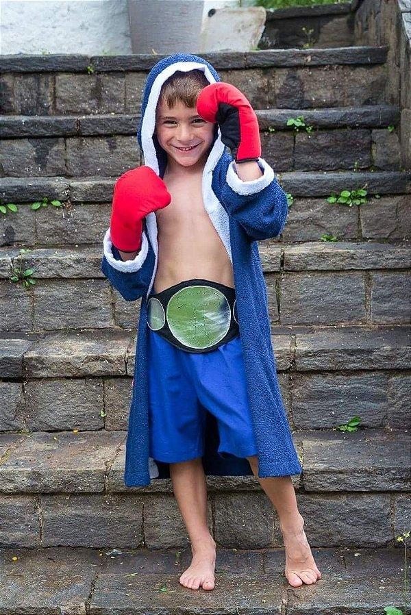 Fantasia Boxeador