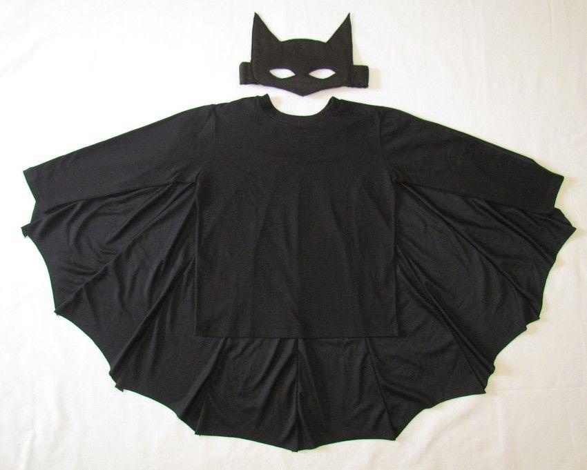 Camiseta Morcego Manga Longa