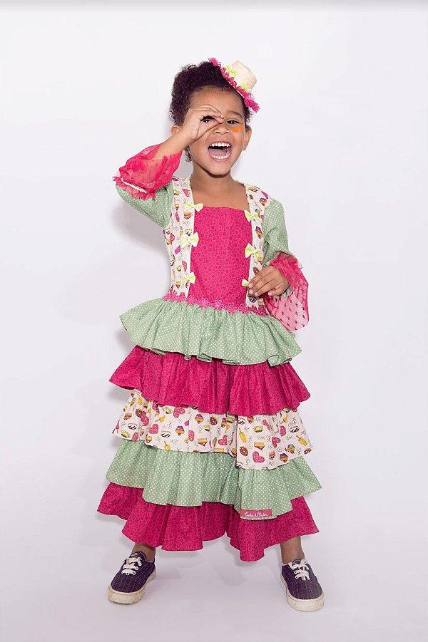 Vestido Cupcake