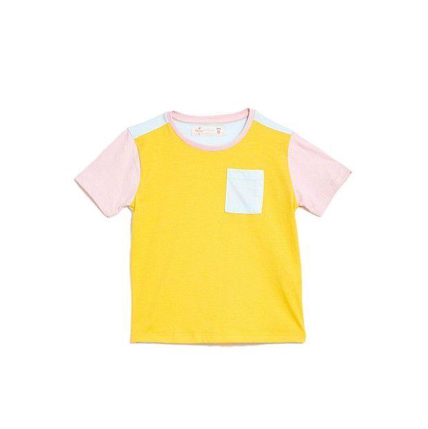 Camiseta Cores
