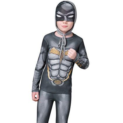 Pijama Longo Super Heroi