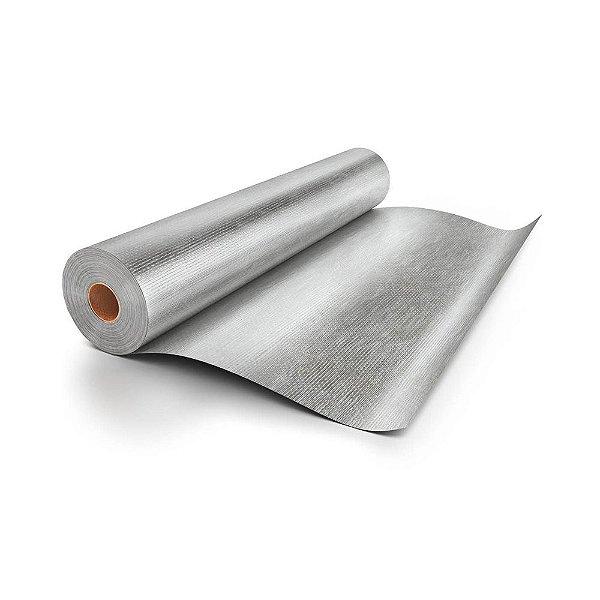 Manta Térmica Dupla Face Aluminizada - Rolo 100 M²