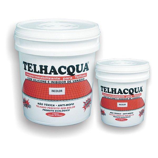 Resina Acrílica Incolor para Telhas e Tijolos 50L