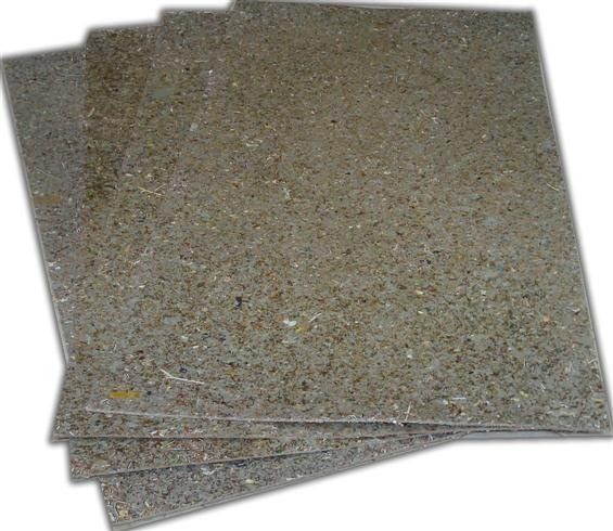 Chapa Ecológica Tapume 2,20 x 1,10 M - 6 mm