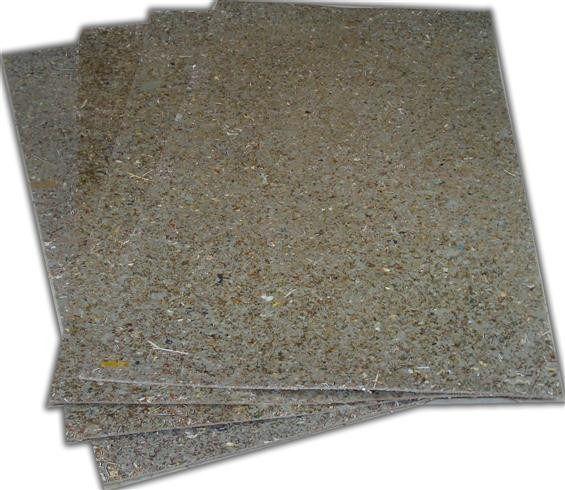 Chapa Ecológica Tapume 2,20 x 1,10 M - 8 mm