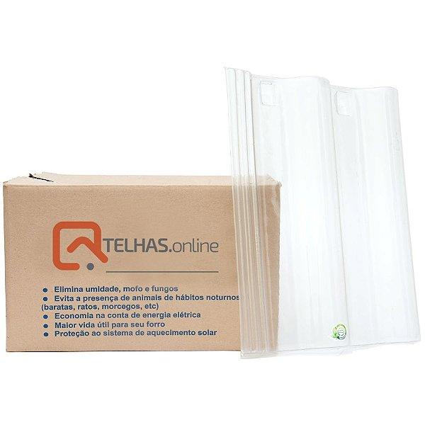 Kit 5 Telhas PET Plástica Big Tégula