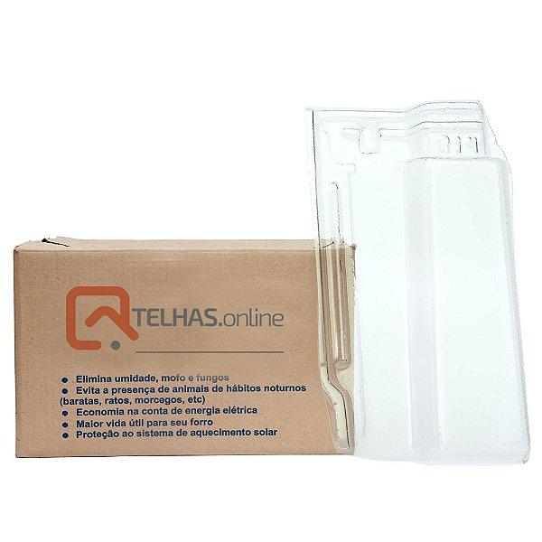Kit 10 Telhas PET Plástica R14