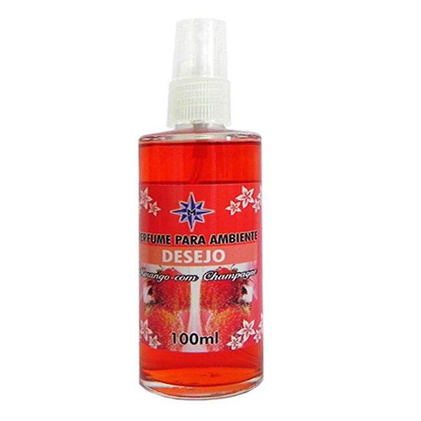 Perfume Para Ambiente Em Spray - Desejo