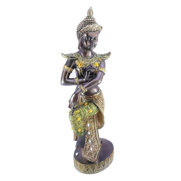 Buda em Resina