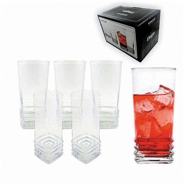 Copo Long Drink - 340ml