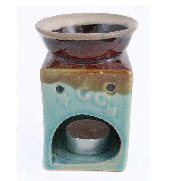 Rechô de Cerâmica em Relevo