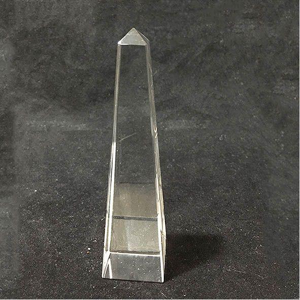 Obelisco de Vidro Puro