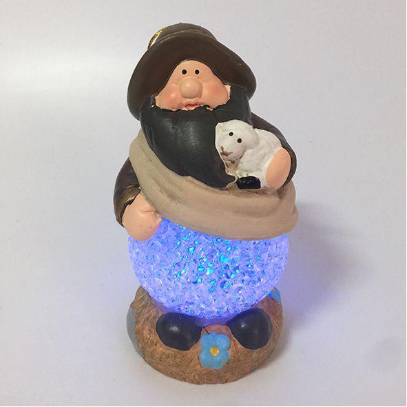 José com carneirinho com LED