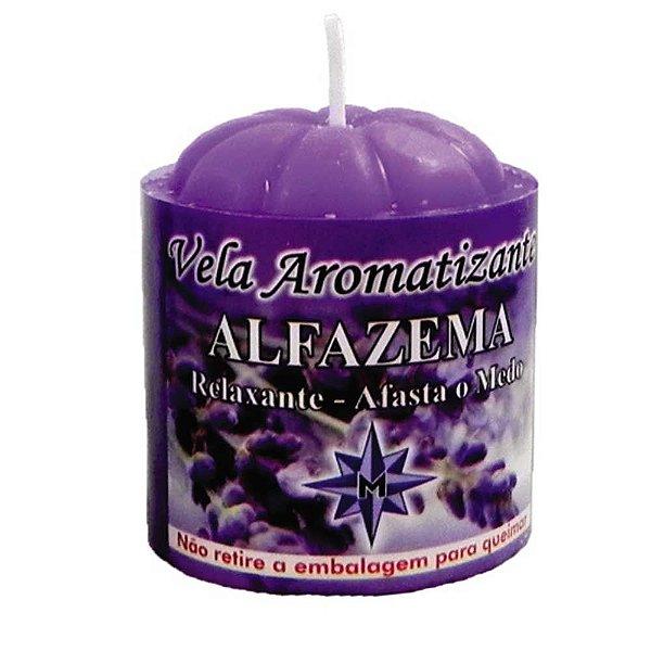 Vela Aromatizante De Alfazema