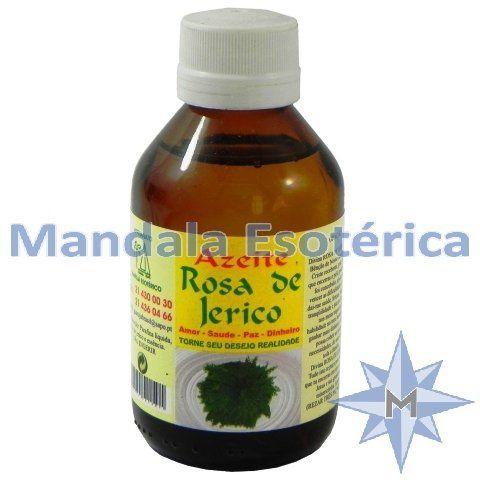 Azeite Rosa De Jericó