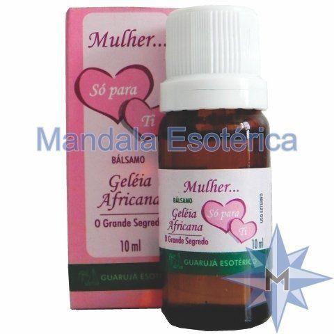 Óleo Extrato - Geleia Africana Só Para Ti