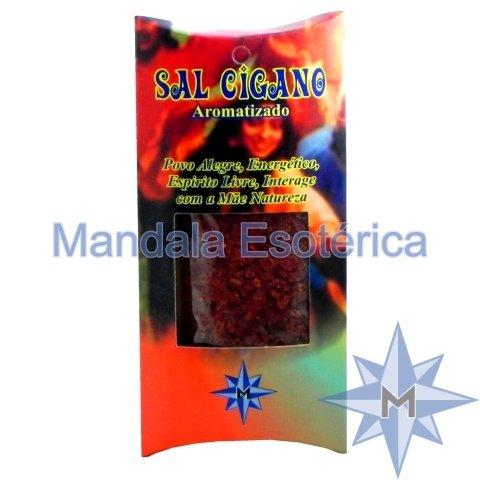 Sal de Banho Aromatizado - Cigano
