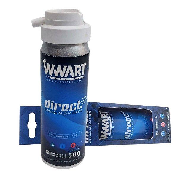 Spray de Autodefesa com Ação Direta