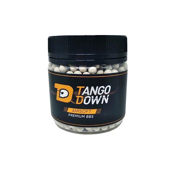 BBs Airsoft 0,36g Premium Tango Down 1000 Unidades