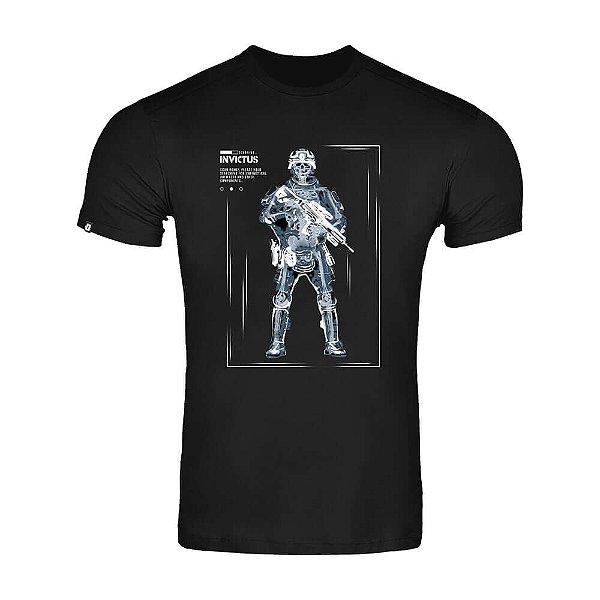 Camisa Concept Invictus Scanning
