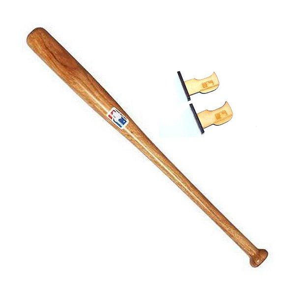 Taco de Baseball MLB - Madeira Maciça