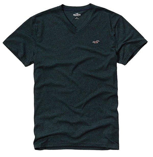 Camisa Hollister Gola V