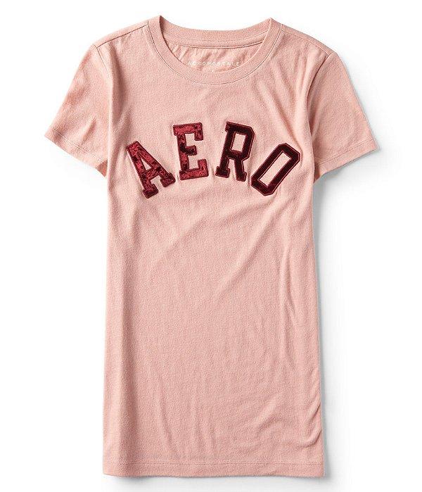 Blusa Aeropostale Feminina rosa