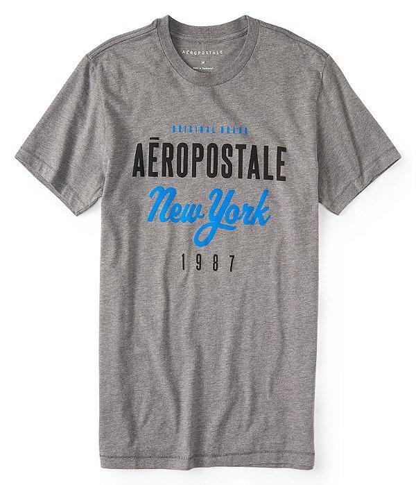 Camiseta Aeropostale Masculina New York