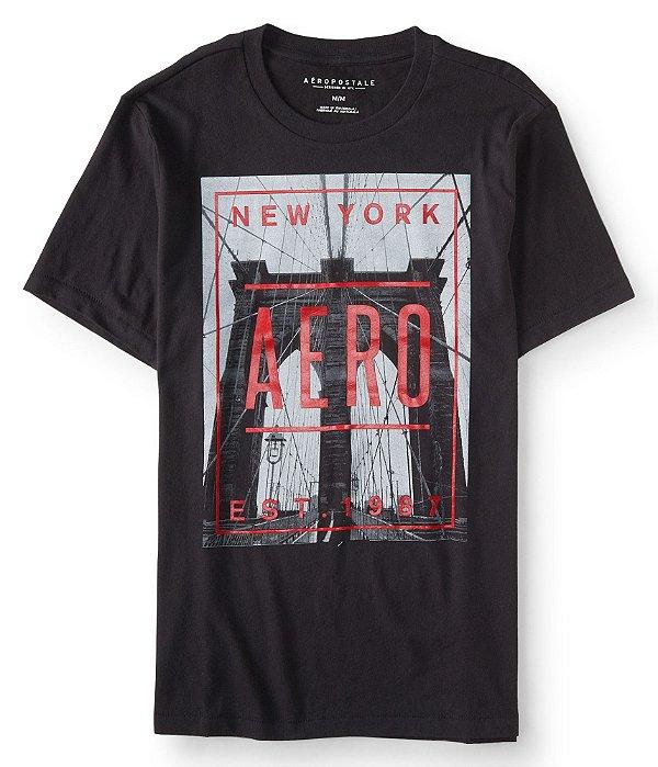 Camiseta Masculina Aeropostale Brooklin