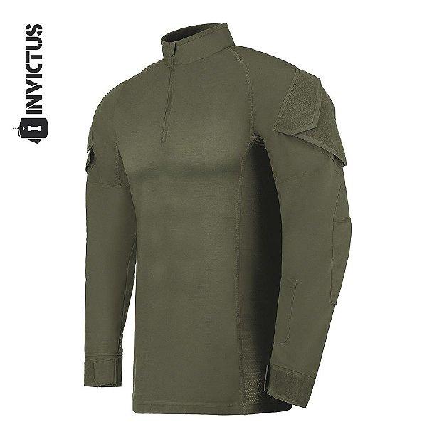 Combat Shirt Invictus Operator Verde Oliva