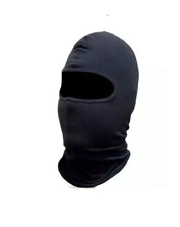 Máscara balaclava - Touca Ninja em Lycra respirável