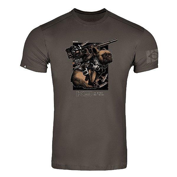Camisa Invictus Concept K9
