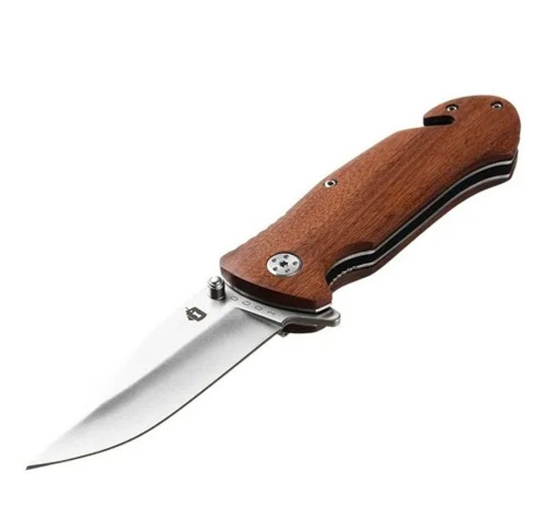 Canivete Tático Invictus SQUAD WOOD- Edição Limitada