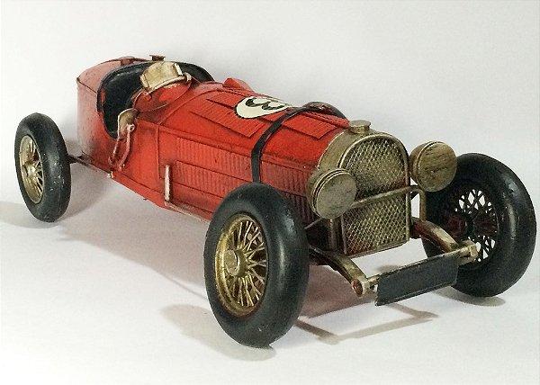 Miniatura Carro de corrida #8 1