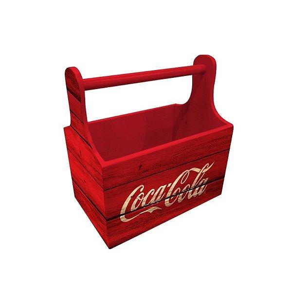 Porta garrafa - Coca-Cola